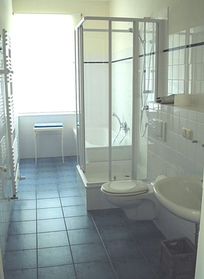 Badezimmer exemplarisch