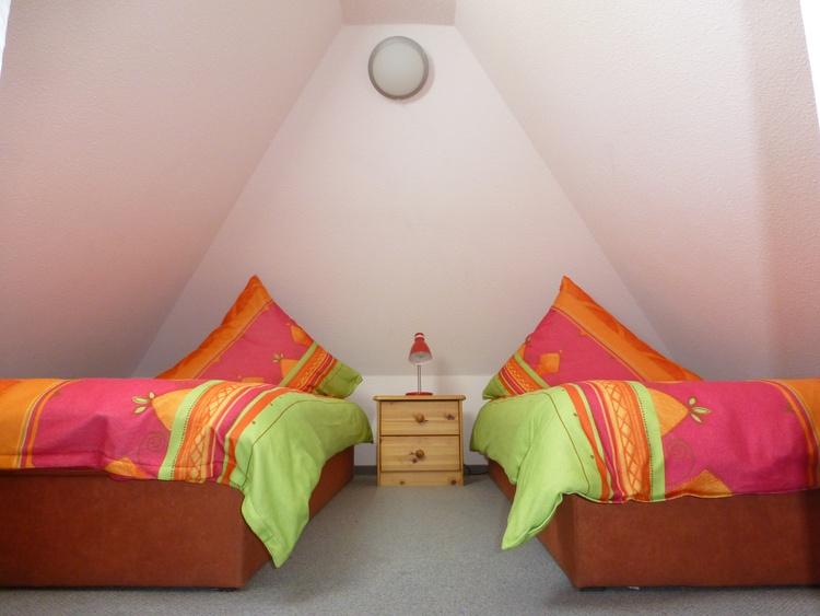 Schlafen 3 - unter Dach