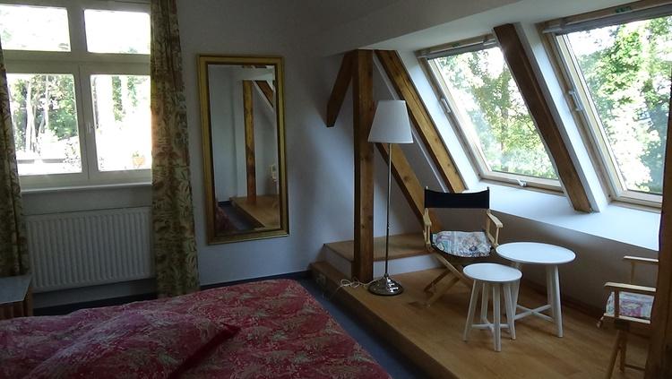 1. Schlafzimmer Doppelbett