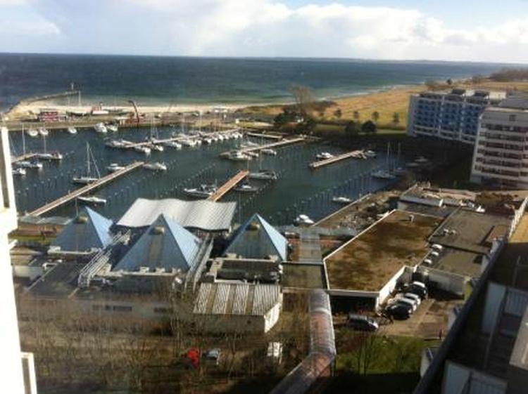 Damper Yachthafen mit Bootsvermierung