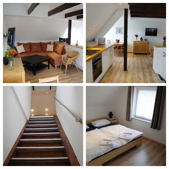 Wohnung 2 für 2+1 Gäste