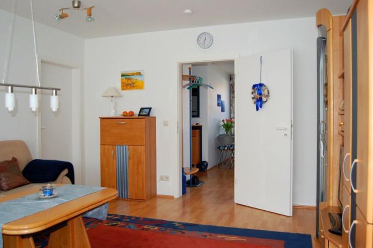 Durchgang zur Wohnküche