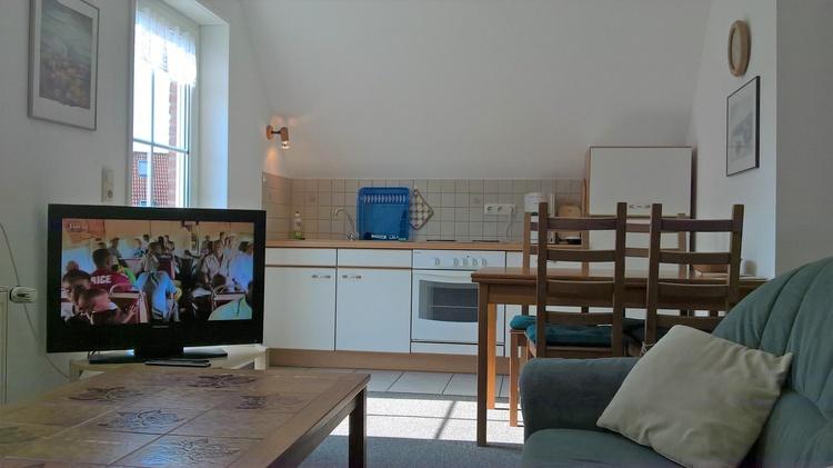 Küchenzeile Wohnraum