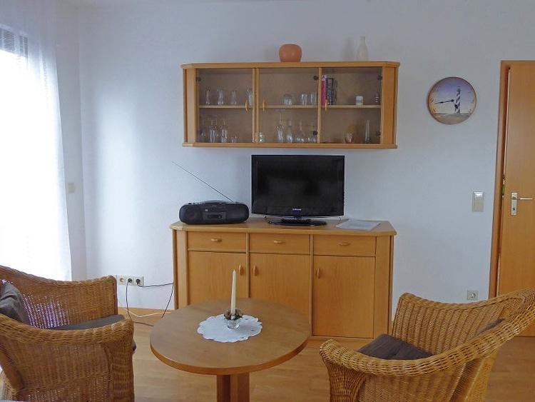 Wohnung 4 Wohnbereich
