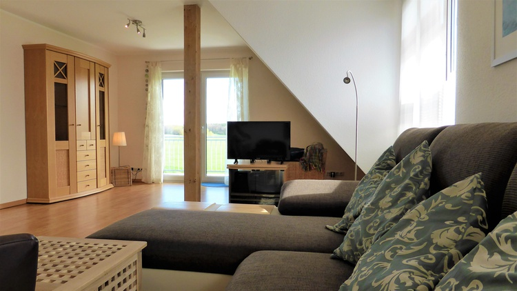 Wohnzimmer (1. Etage)