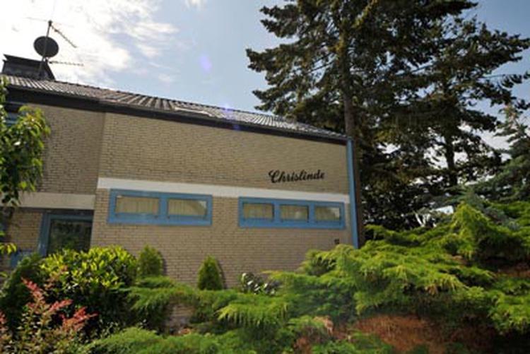 Haus Chrislinde Außenansicht