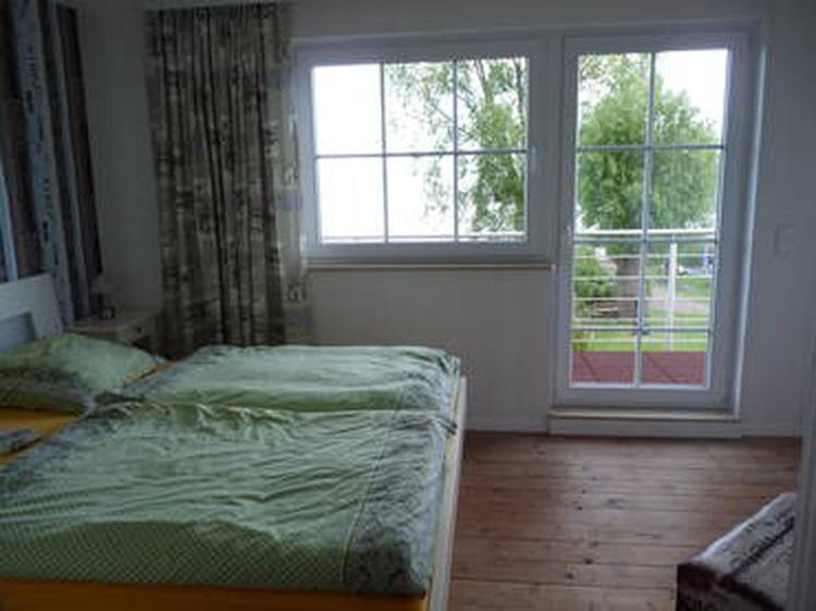 Schlafzimmer 1, jetzt mit Wasserbett von bellvita