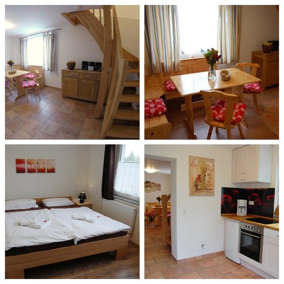 Wohnung 4 für 4 Gäste