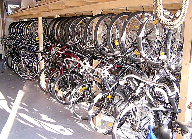 Fahrrad-Verleih DRanske (am Bodden)