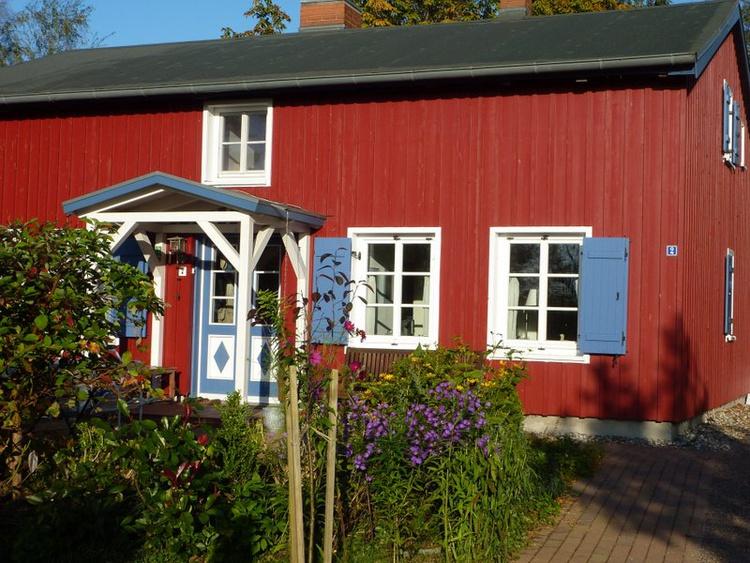 Das Rote Haus in Pruchten
