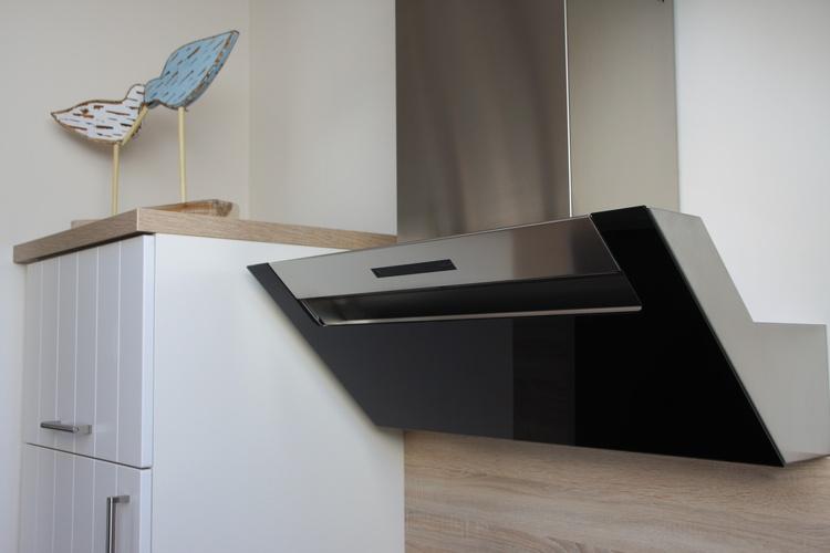 Perfekt ausgestattete Küche