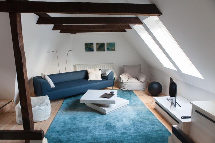 Dachstudio Sitzecke