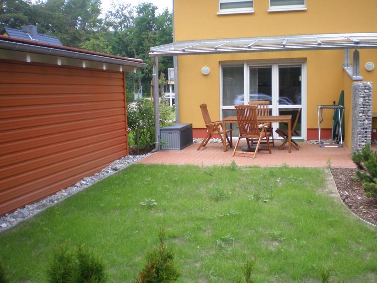 Reihenendhaus zweigeschossig mit Garten