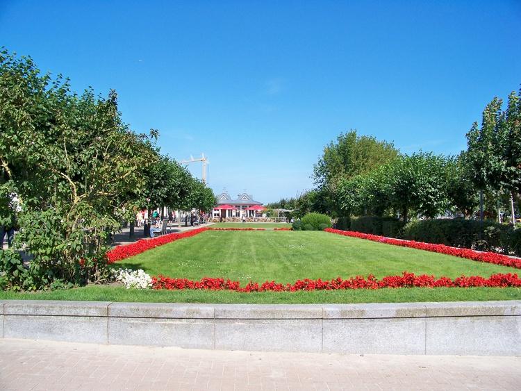 Ahlbecker Promenade