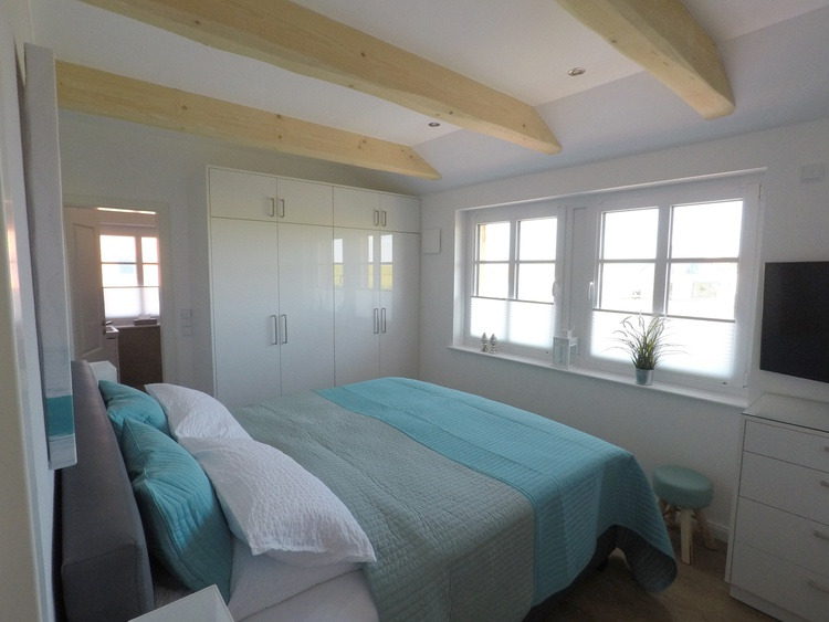 4 Schlafzimmer - davon 3 mit Boxspringbetten
