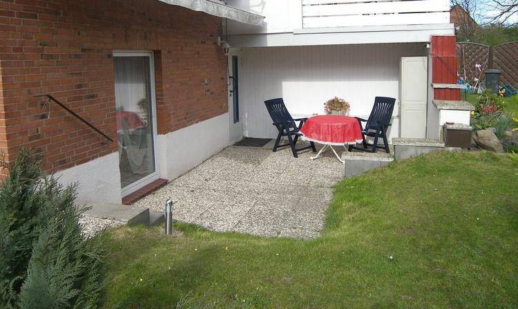 Godehoop Wohnung 2 (1 Zimmer,2 Personen)