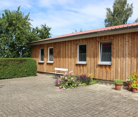 Holiday Home Umgebung Barth
