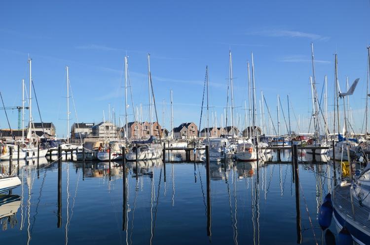 Der 5*Hafen mit Feriendomizil