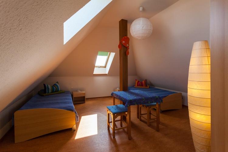 Schlafzimmer (2. Etage)