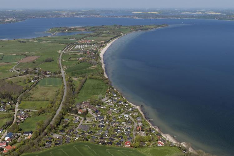 Ostseeseite Halbinsel Holnis