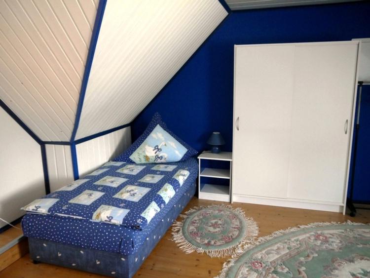 Schlafzimmer - andere Seite