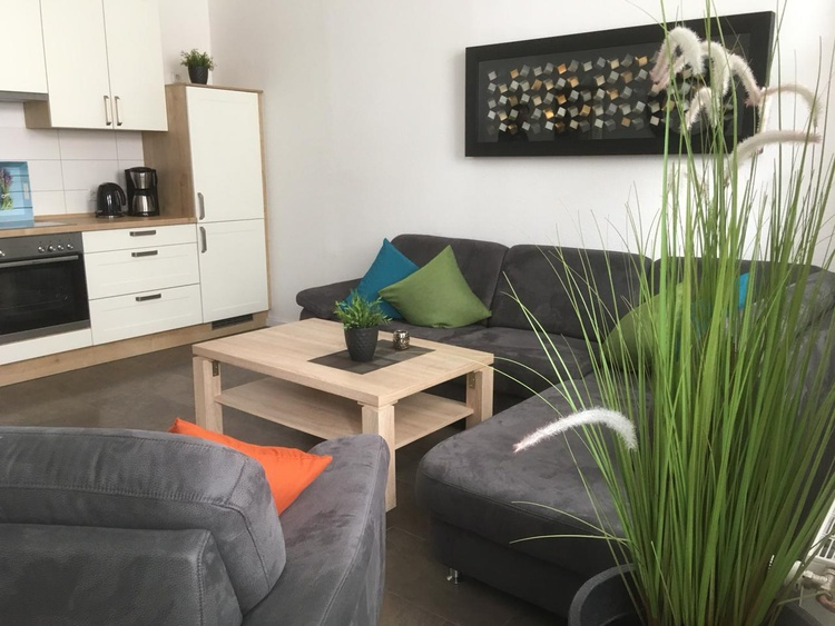 EG Appartement in Göhren 200 mzum Strand