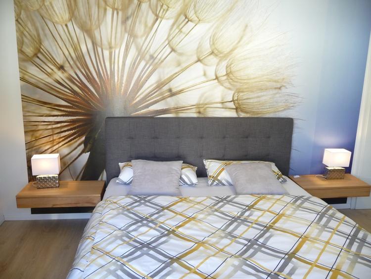 Schlafzimmer 3 mit Doppelbett (180x200)