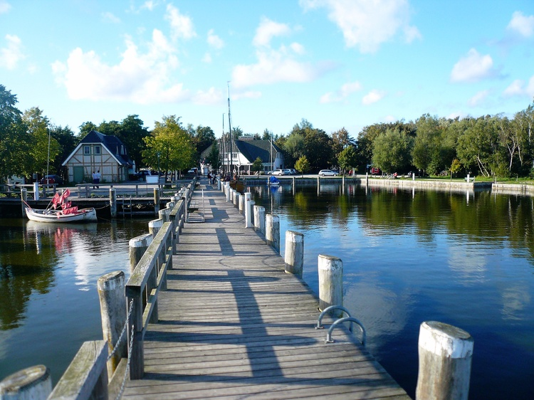 HARBOUR ALTHAGEN / AHRENSHOOP