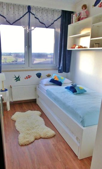 Schlafplatz 90x200 + 80x190