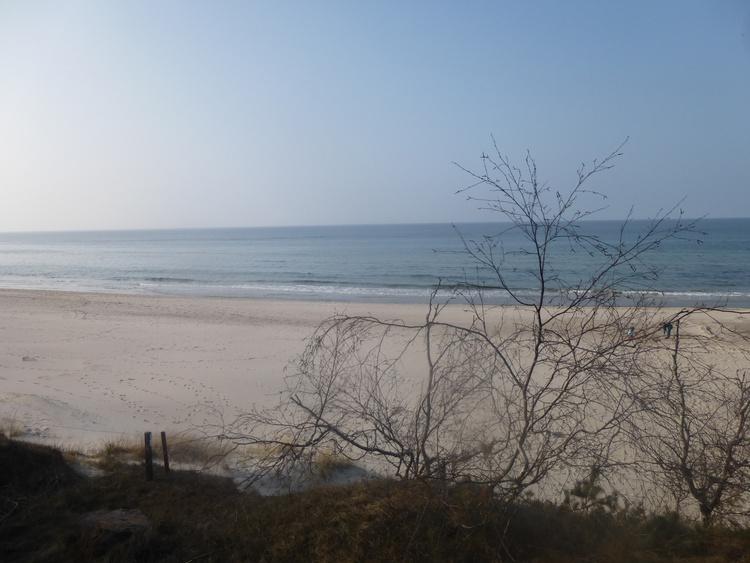 Ferienwohnung 200 m zum Strand