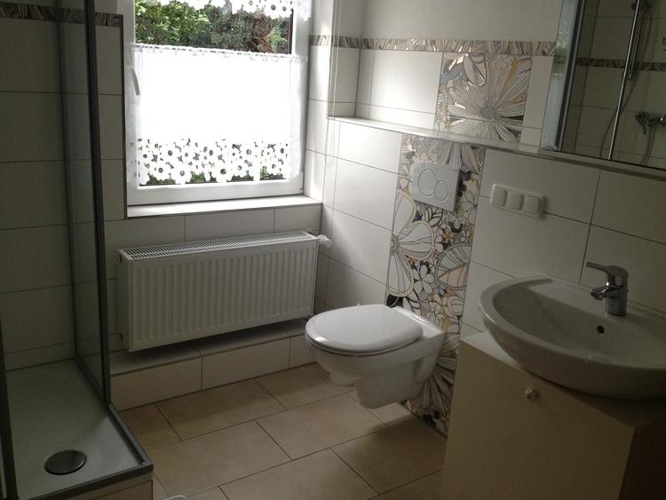 Wanne/Dusche/WC/Waschbecken