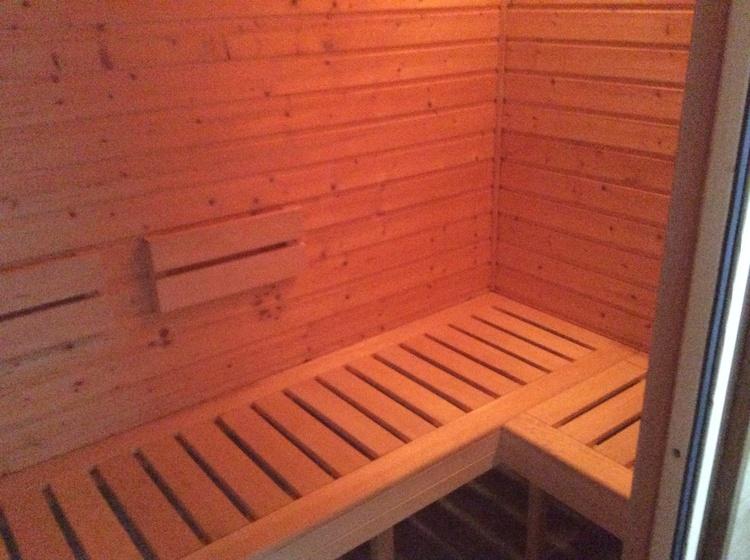 Sauna Wohnung