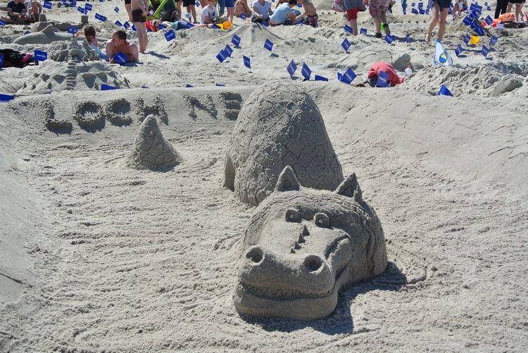 Sandburgenfest