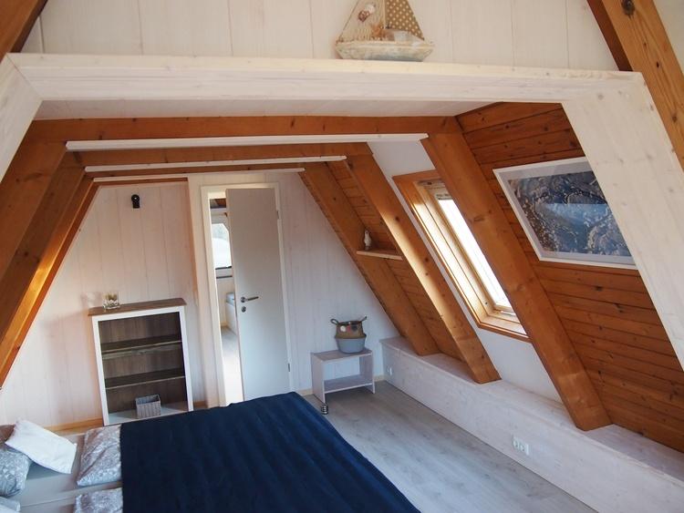 Schlafzimmer für 3 Personen