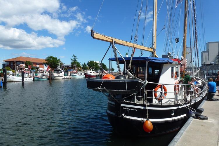 Fischereihafen Heiligenhafen