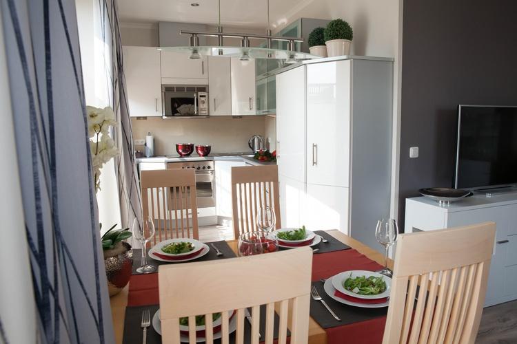 Küche / Essplatz (Foto Zauberh. Momente)