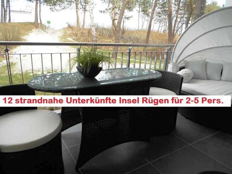 Auf unserer Homepage finden Sie weitere Unterkünfte auf der Insel Rügen.