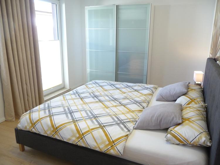 Schlafzimmer 3 (Kleiderschrank)