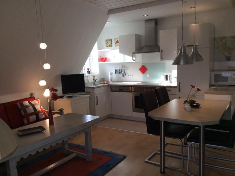 Die neue Küche mit allem Drum und Dran