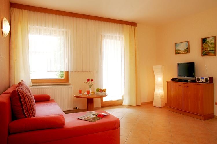 Wohnzimmer Standard-Wohnung