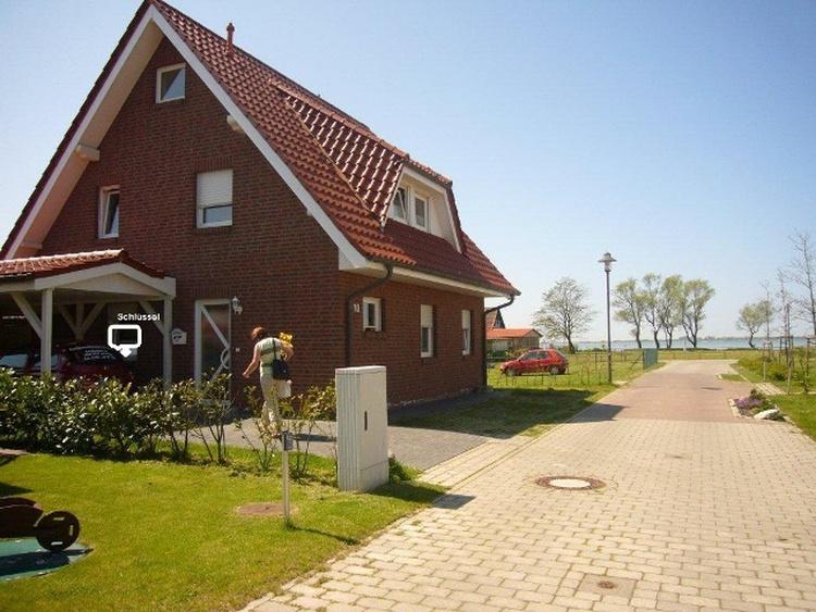 Ferienhaus mit 2 Wohnungen EG bis 4 Pers. OG bis 5 Pers.