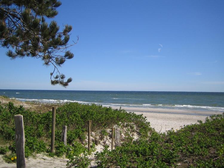 Ein Strand für MICH in der Nebensaison!