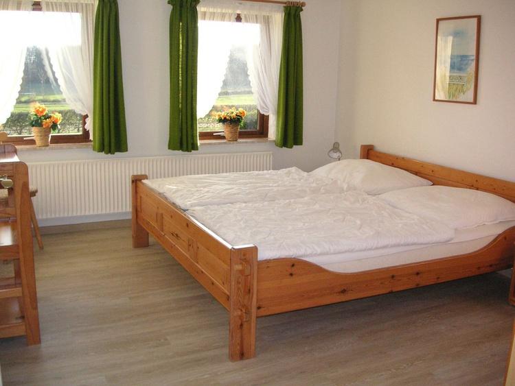 Fewo 3: Das Schlafzimmer