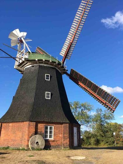 Holländermühle in Stove