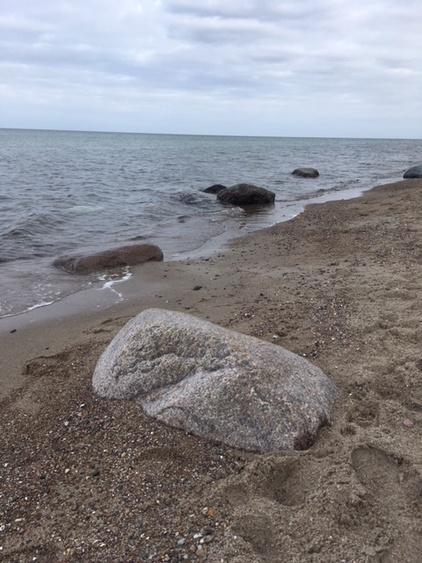 Strand Liebesschlucht