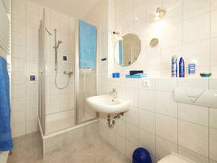 Dusche/ WC mit Tageslicht
