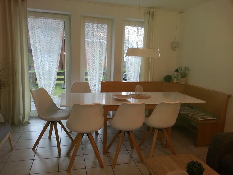 Essplatz - Tisch, ausziehbar