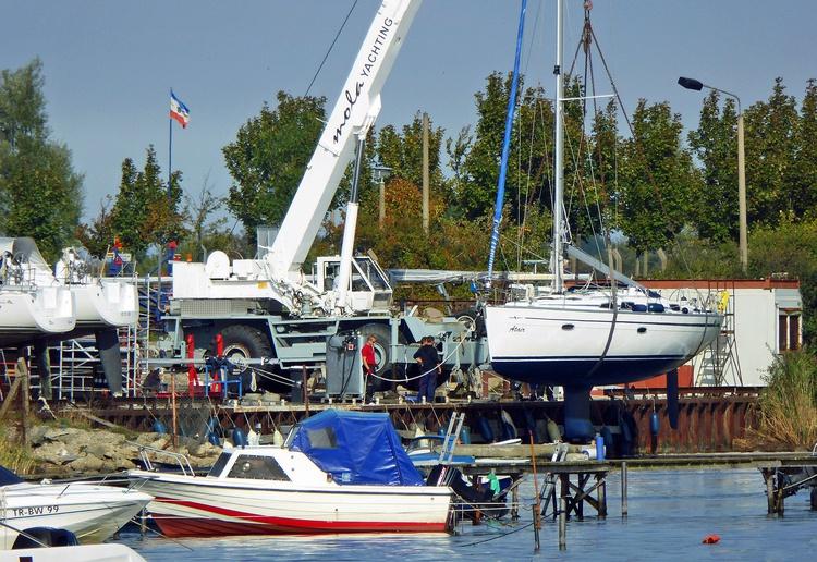 MOLA-Yachting-Station Dranske