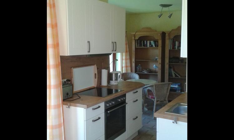 neue Landhaus-Küche
