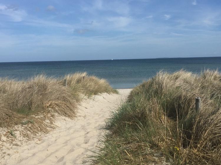 Strandabgang Rügen